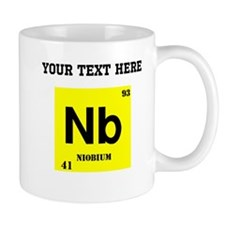 Custom Niobium Mugs