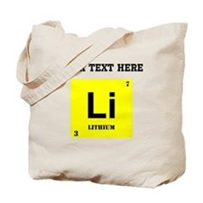 Custom Lithium Tote Bag