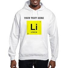 Custom Lithium Hoodie