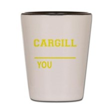 Cute Cargill Shot Glass