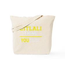 Unique Citlali Tote Bag