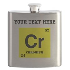 Custom Chromium Flask