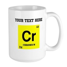Custom Chromium Mugs