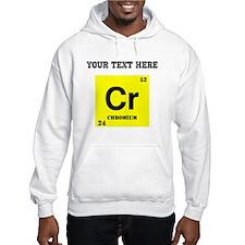 Custom Chromium Hoodie