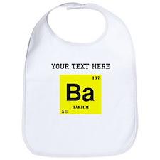 Custom Barium Bib