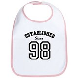 Established Since 1998 Bib