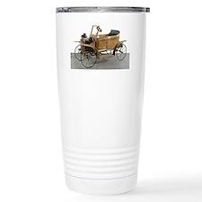antique pedal car Travel Mug