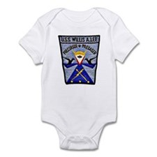 USS WILLIS A. LEE Infant Creeper