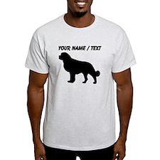 Custom Newfoundland Silhouette T-Shirt