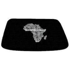 Africa Pattern Bathmat