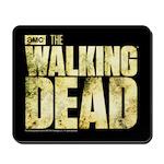 The Walking Dead Mousepad