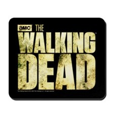 The Walking Dead Mousepad