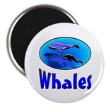 Whales Magnet (100 pk)