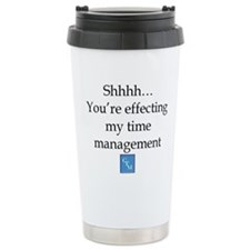 Cute Manager Travel Mug