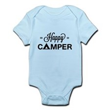Cute happy camper Body Suit