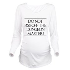 Do not piss off the dungeon master! Long Sleeve Ma