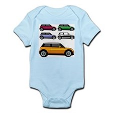 Funny Cooper Infant Bodysuit