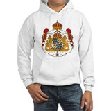 Sweden Coat of Arms Hoodie