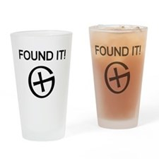 Found it cache Drinking Glass