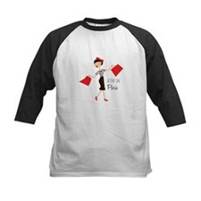 A Day In Paris Baseball Jersey