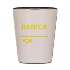 Cute Danica Shot Glass