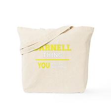 Unique Darnell Tote Bag