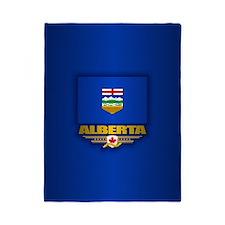 Alberta Flag Twin Duvet