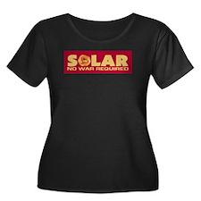Solar - No War Required T