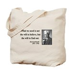 Bertrand Russell 4 Tote Bag