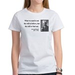 Bertrand Russell 4 Women's T-Shirt