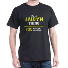 Unique Jaidyn T-Shirt
