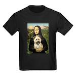 Mona / Cairn T (brin) Kids Dark T-Shirt