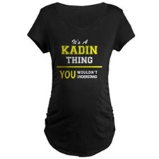 Unique Kadin T-Shirt