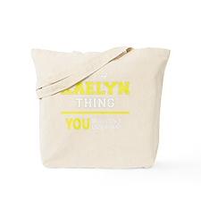 Cute Kaelyn Tote Bag