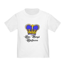 His Royal Highness Blue Crown Baby/T