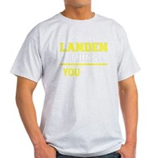 Unique Landen T-Shirt