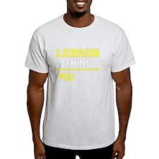 Cool Lebron T-Shirt