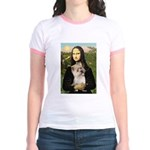 Mona / Cairn T (brin) Jr. Ringer T-Shirt