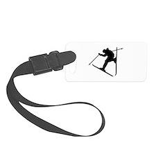 Freestyle ski Luggage Tag