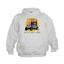This Is How I Roll Golf Hoodie