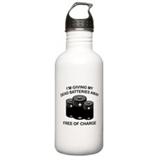 Free Of Charge Water Bottle