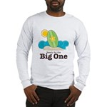 Ready For The Big One Surf Long Sleeve T-Shirt