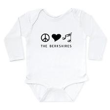 Funny Festival Long Sleeve Infant Bodysuit