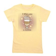 Like You a Latte Girl's Tee