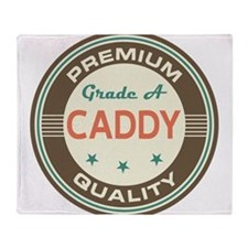 Caddy Vintage Throw Blanket