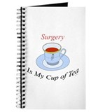 Surgery is my cup of tea Journal
