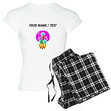 Cartoon Lunar Module (Custom) Pajamas