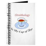 Ornithology is my cup of tea Journal