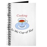 Cooking is my cup of tea Journal