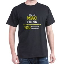 Funny Mac T-Shirt